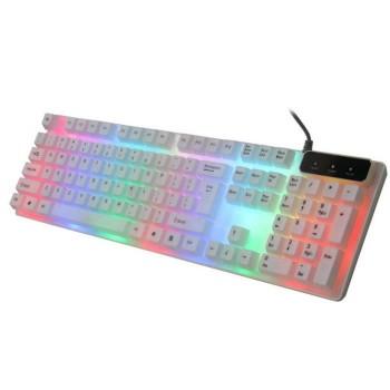 Led Tastatura KR-6300 - Bela