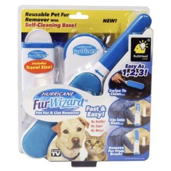 Hurricane Fur Wizard - Četka za skidanje dlaka i grudvica